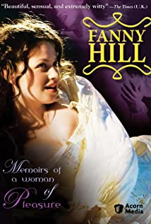 Fanny Hill 2007 poster