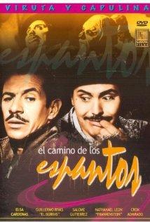 El camino de los espantos (1967) cover