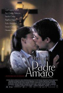 El crimen del padre Amaro (2002) cover
