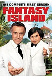 Fantasy Island (1977) cover