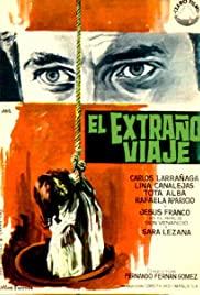 El extraño viaje (1964) cover