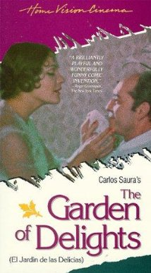 El jardín de las delicias (1970) cover