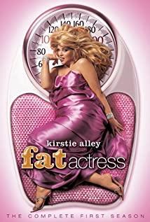 Fat Actress 2005 poster