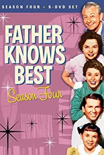 Father Knows Best (1954) cover