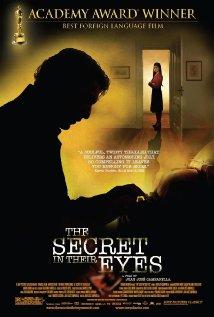 El secreto de sus ojos (2009) cover