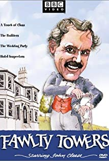 Fawlty Towers 1975 poster