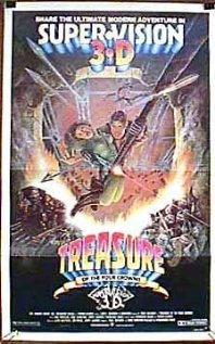 El tesoro de las cuatro coronas (1983) cover
