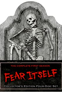 Fear Itself (2008) cover