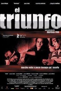 El triunfo (2006) cover