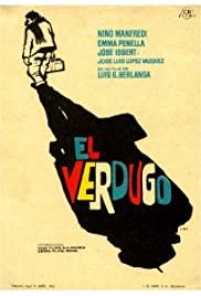 El verdugo (1963) cover