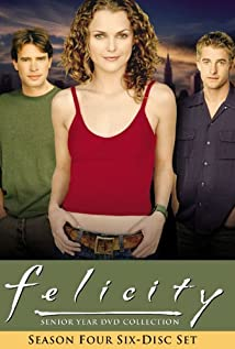 Felicity 1998 poster