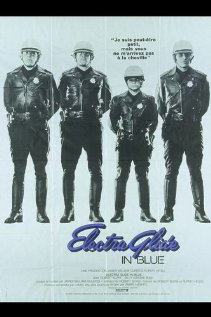 Electra Glide in Blue (1973) cover