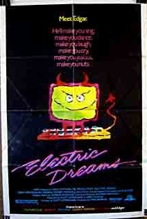 Electric Dreams (1984) cover