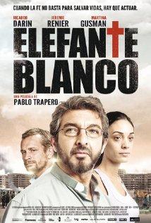 Elefante blanco (2012) cover