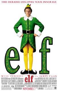 Elf (2003) cover