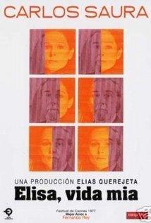 Elisa, vida mía (1977) cover
