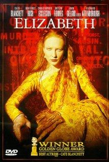 Elizabeth (1998) cover