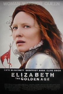 Elizabeth: The Golden Age (2007) cover