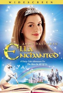 Ella Enchanted 2004 poster