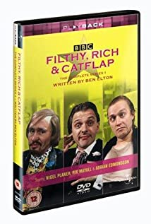 Filthy Rich & Catflap (1987) cover