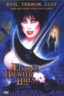 Elvira's Haunted Hills (2001) cover