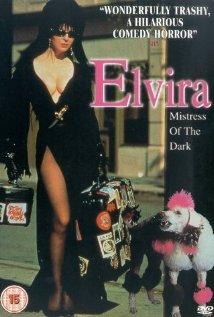 Elvira: Mistress of the Dark (1988) cover