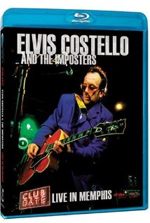 Elvis Costello and the Imposters: Live in Memphis (2005) cover