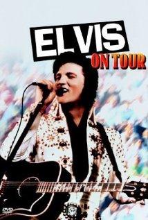 Elvis on Tour 1972 poster