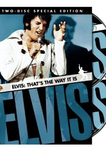 Elvis: That's the Way It Is (1970) cover