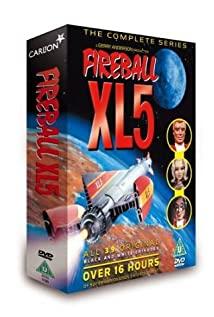 Fireball XL5 1962 poster