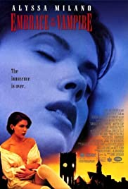 Embrace of the Vampire (1995) cover