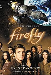 Firefly (2002) cover