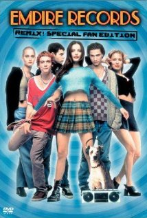 Empire Records (1995) cover