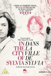 En la ciudad de Sylvia 2007 poster