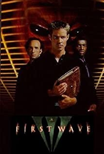 First Wave (1998) cover