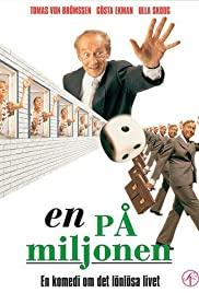 En på miljonen (1995) cover
