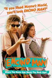Encino Man (1992) cover