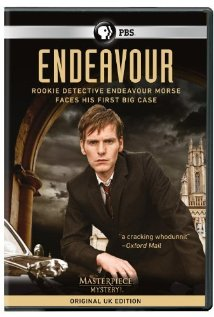 Endeavour (2012) cover
