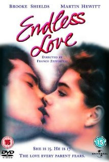 Endless Love 1981 poster