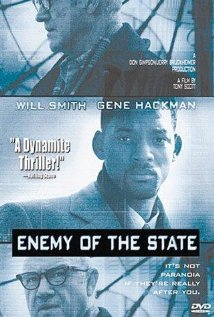 Enemy of the State (1998) cover