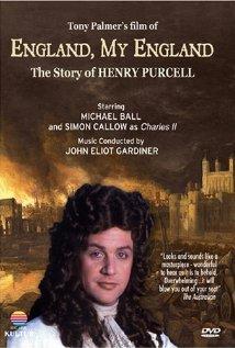England, My England (1995) cover