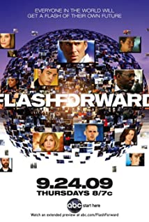 FlashForward (2009) cover