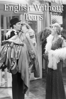 English Without Tears (1944) cover