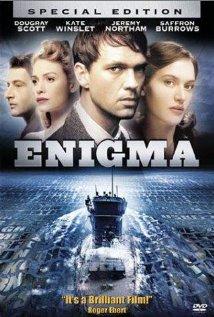 Enigma (2001) cover