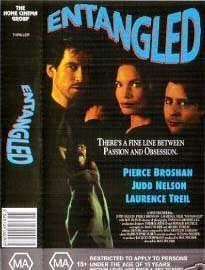 Entangled (1993) cover