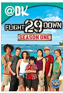 Flight 29 Down (2005) cover