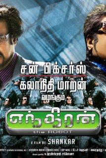 Enthiran (2010) cover