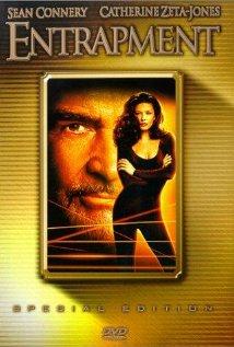 Entrapment (1999) cover