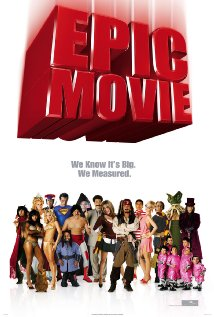 Epic Movie (2007) cover
