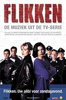 Flikken (1999) cover